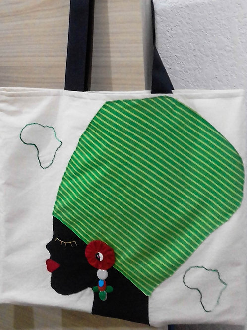 Bolsa Mama África Eco Bag