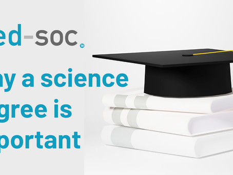 Why is a science degree is important?