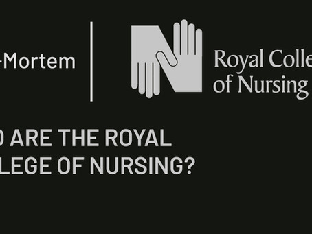 WHO ARE THE ROYAL COLLEGE OF NURSING?
