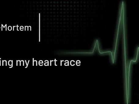 Making my heart race