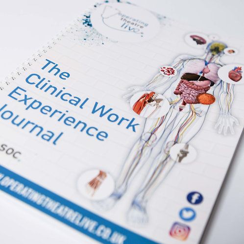 Clinical Work Experience Journal