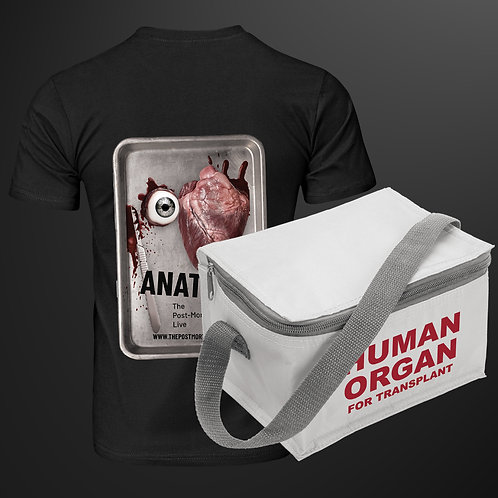 T-shirt and Lunchbox Combo