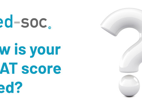 HOW IS YOUR UCAT SCORE USED?
