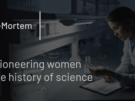 22 pioneering women in the history of science