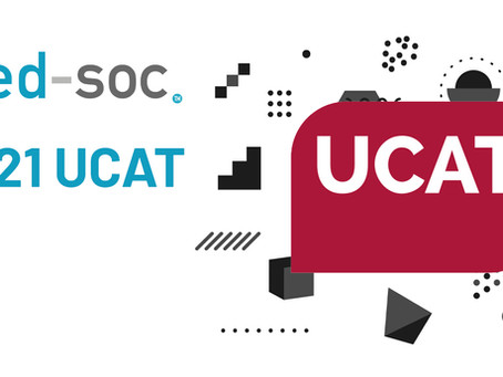 ALL YOU NEED TO KNOW ABOUT UCAT 2021