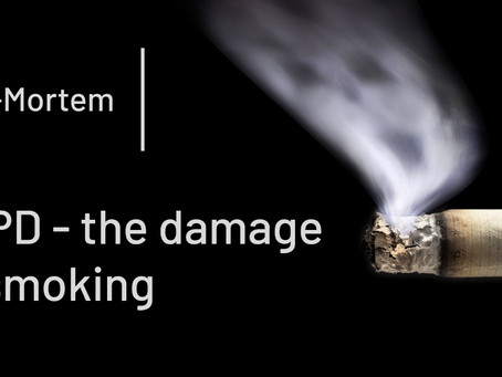 COPD - the damage of smoking
