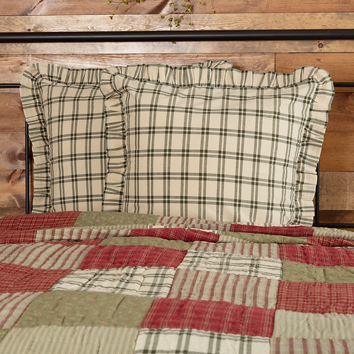 PRAIRIE WINDS FABRIC EURO SHAM