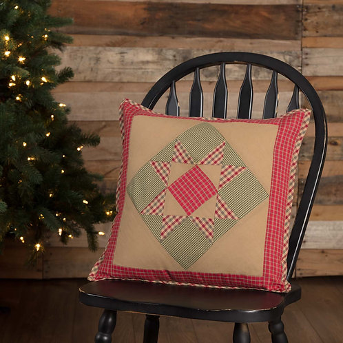DOLLY STAR PATCHWORK PILLOW