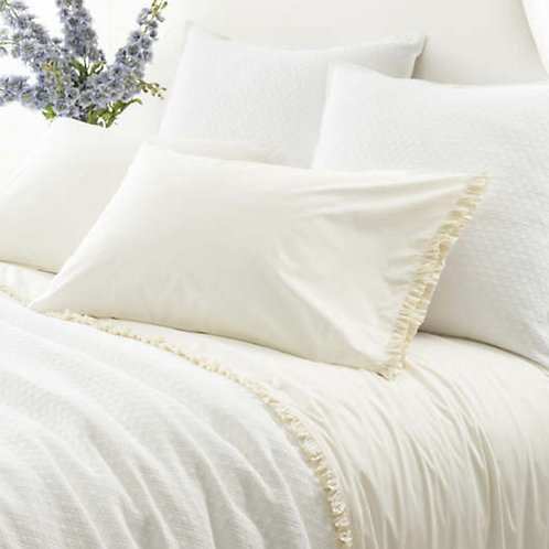 CLASSIC RUFFLE PILLOWCASES