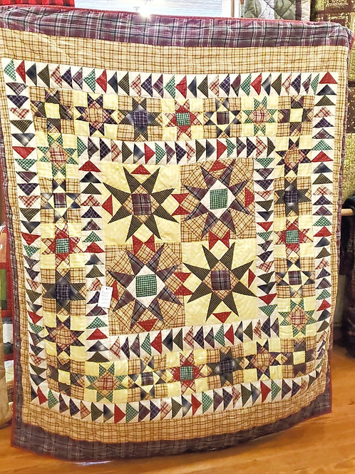 FOREVER QUILTED THROW