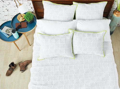SPENCER QUILTED SHAMS