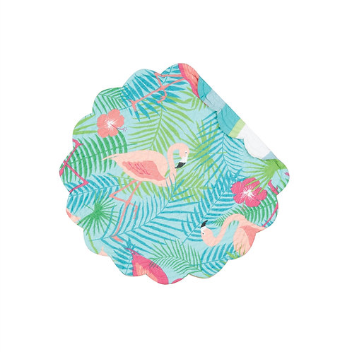 ISLA TROPICS QUILTED PLACEMAT