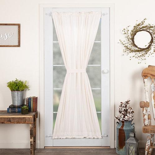 SIMPLE LIFE FLAX ANTIQUE WHITE DOOR PANEL 72X40