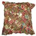 Rooftile Pillow, Watercolor Irish Chain