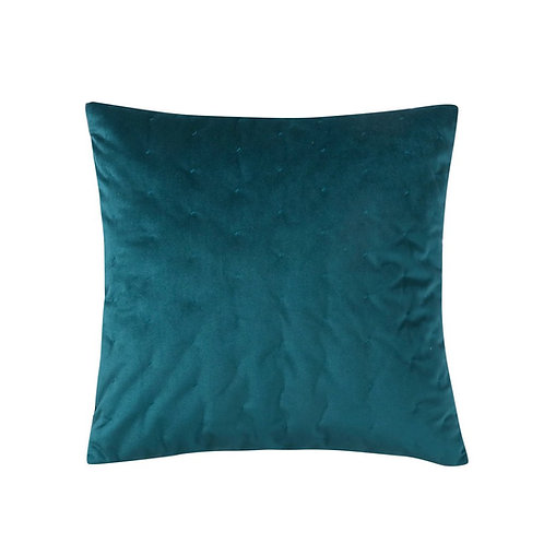 ALDEN TEAL VELVET PILLOW