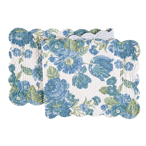 LAUREL QUILTED TABLE RUNNER
