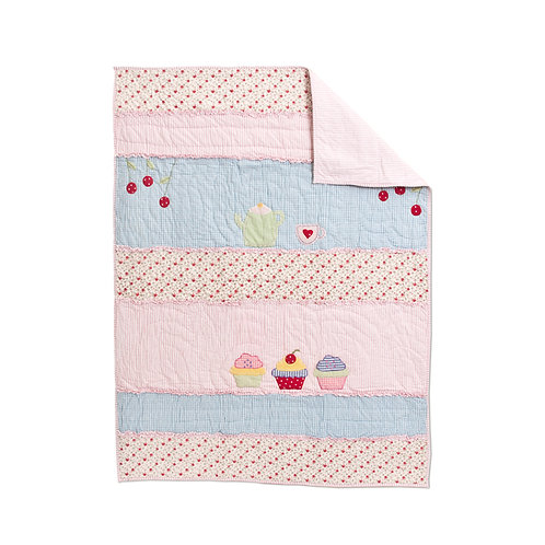 CUP CAKE QUILT, BABY