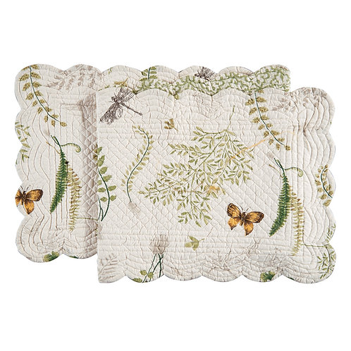 ALTHEA QUILTED TABLE RUNNER