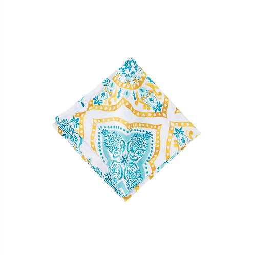 TERRACE MEDALLION NAPKIN