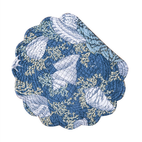 CAPE CORAL QUILTED PLACEMAT