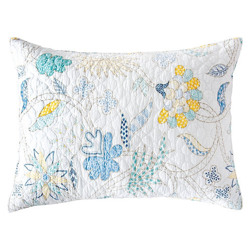 BRIE QUILTED SHAM