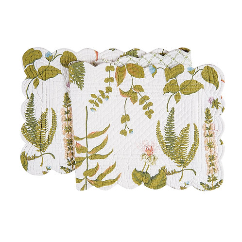 ANESSA QUILTED TABLE RUNNER