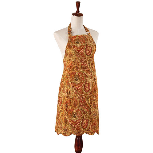 TANGIERS QUILTED APRON