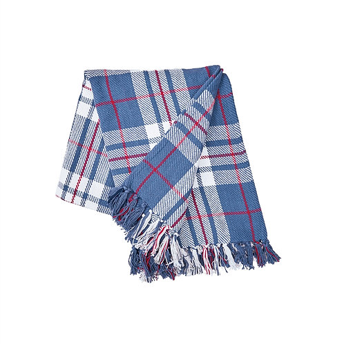 PARKER WOVEN THROW