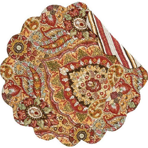 MIRABELLE QUILTED PLACEMAT
