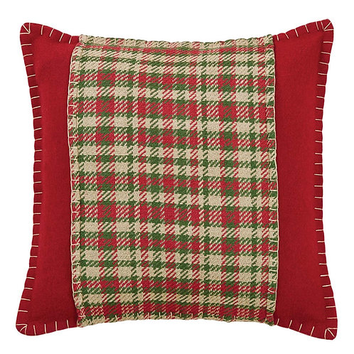 CLAREN APPLIQUED PILLOW