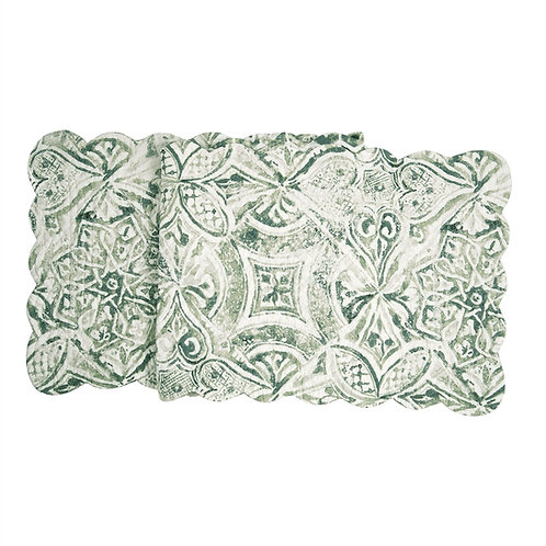 IRINA QUILTED TABLE RUNNER