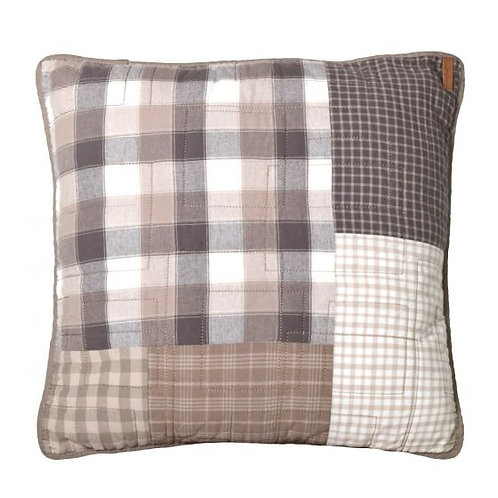 SMOKY SQUARE PILLOW