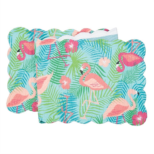 ISLA TROPICS QUILTED TABLE RUNNER