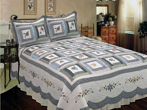 MAYFIELD QUILT SET