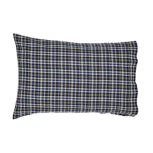 COLUMBUS STANDARD PILLOW CASE SET OF 2