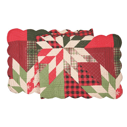 NORTHLYN QUILTED TABLE RUNNER