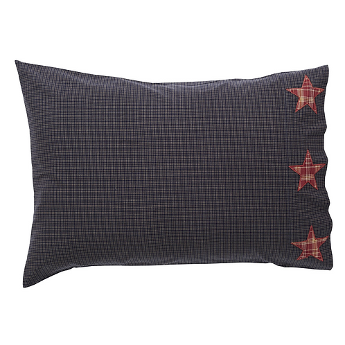 ARLINGTON STANDARD PILLOW CASE WITH BORDER SET OF 2
