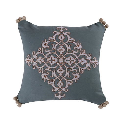 MARISOL EMBROIDERED PILLOW