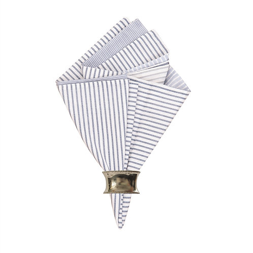 ASHER STRIPE REVERSIBLE NAPKIN