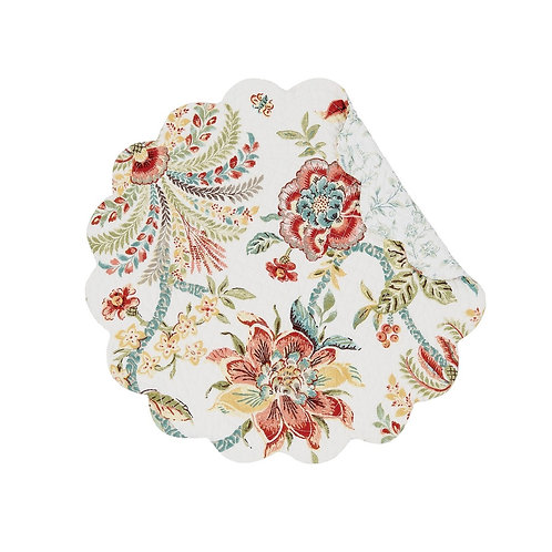 BRAGANZA QUILTED PLACEMAT