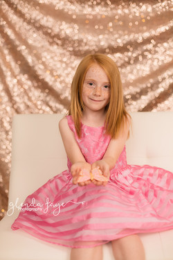 FACEBOOK pink sequins