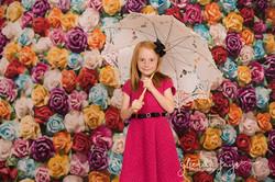 FACEBOOK Paper flower 58 model