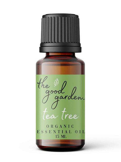 Organic Tea Tree Essential Oils 15ml