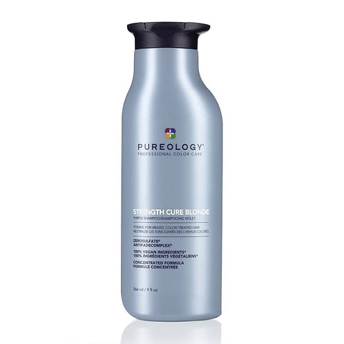 Strength Cure Blonde Shampoo 266ML
