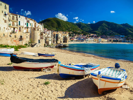 Want a (practically) free trip to Sicily?