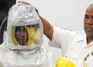 Ugandan start up makes face shields out of bottles