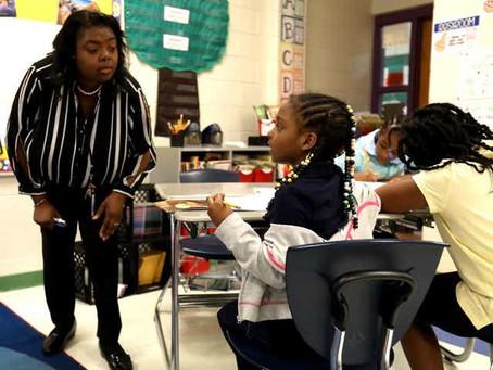 Detroit teachers get 33% raise