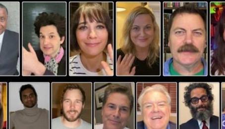 Parks & Rec cast raises $3 million