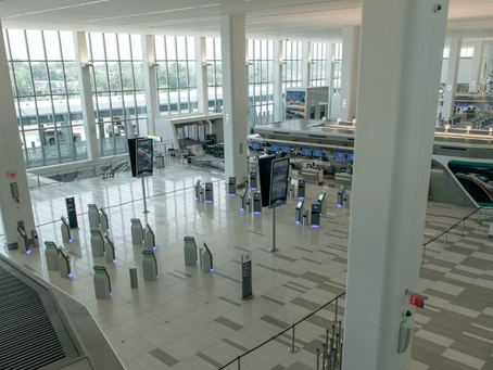 LaGuardia new terminal set to open