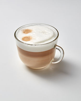 hot-cappuccino-in-a-glass-cup-with-a-smi